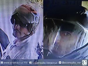 Fiscal de Veracruz liberó a dos asaltantes aunque fueron captados en grabación