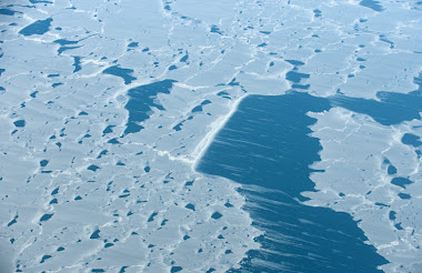 Fresh water.Arctic ocean