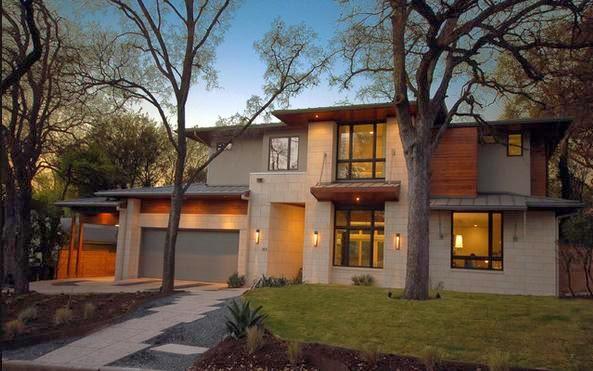 Fachadas de casas fachadas frentes casas for Modelos de fachadas para frentes de casas