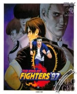 King Of Fighters 97 Cover, Poster