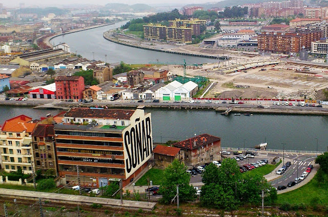 Paisaje humano,curiosidades,soñar, Olabeaga, Bilbao