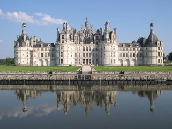 Castelo Chambord, França