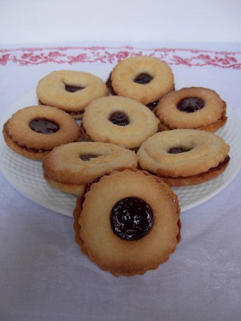 Un panda dans la cuisine petits biscuits de no l n 4 spitzbuben - La cuisine des petits ...