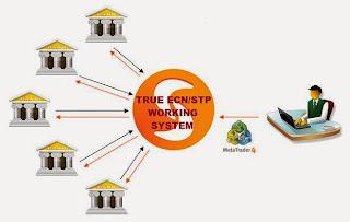 STP broker type