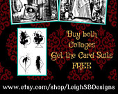 Buy both Collages Get the Card Suit FREE