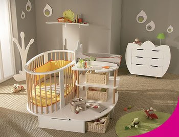 Chambre b b design for Les chambres des bebes