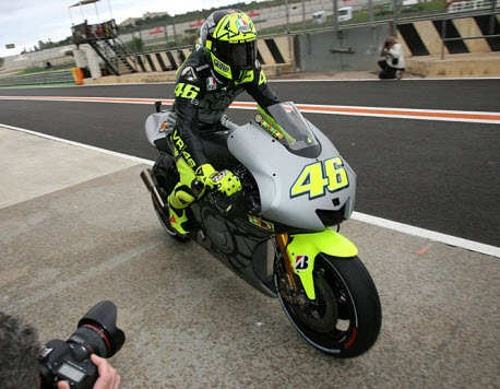 Valentino Rossi Info MotoGP 2013