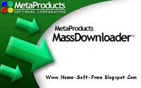 تحميل برنامج زيادة سرعة تحميل الملفات 2013-Download Mass Downloader 3.9 عربي