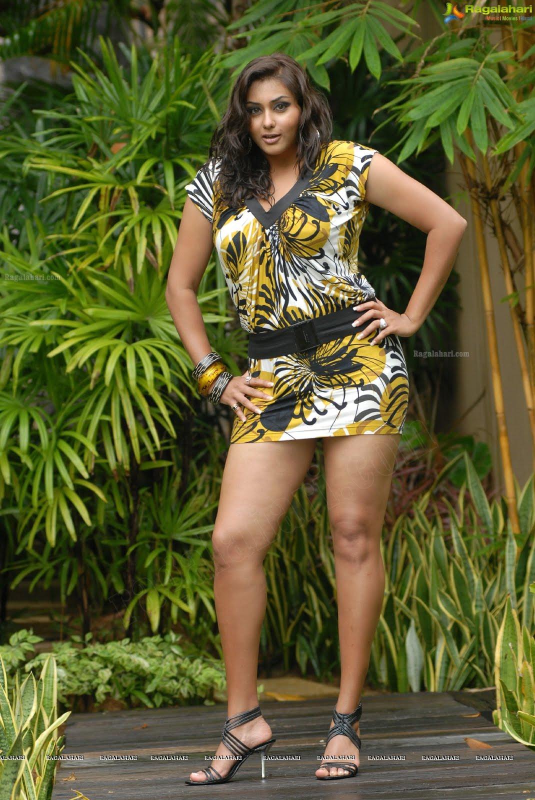 [HD Pics] Namitha very Hot Big Thighs Show Images - Hot ...
