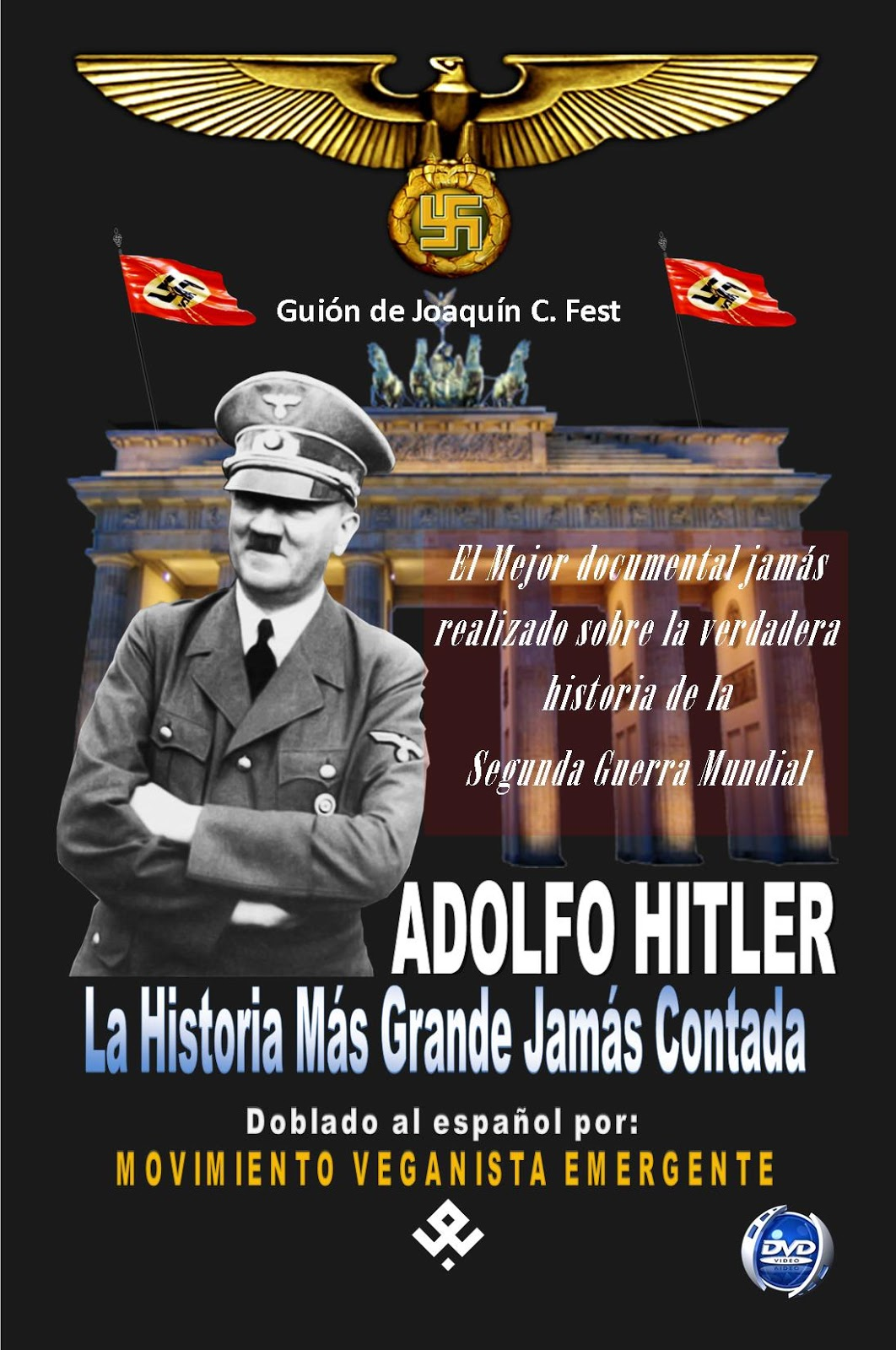 Hitler, La Historia Más Grande Jamás Contada en DailyMotion