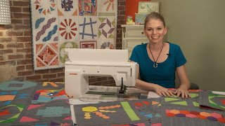 craftsy online course FMQ beginner leah day