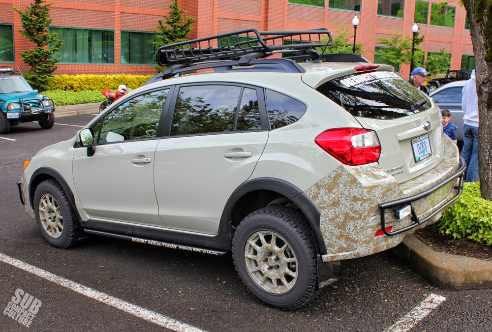 Primitive Racing Subaru XV Crosstrek