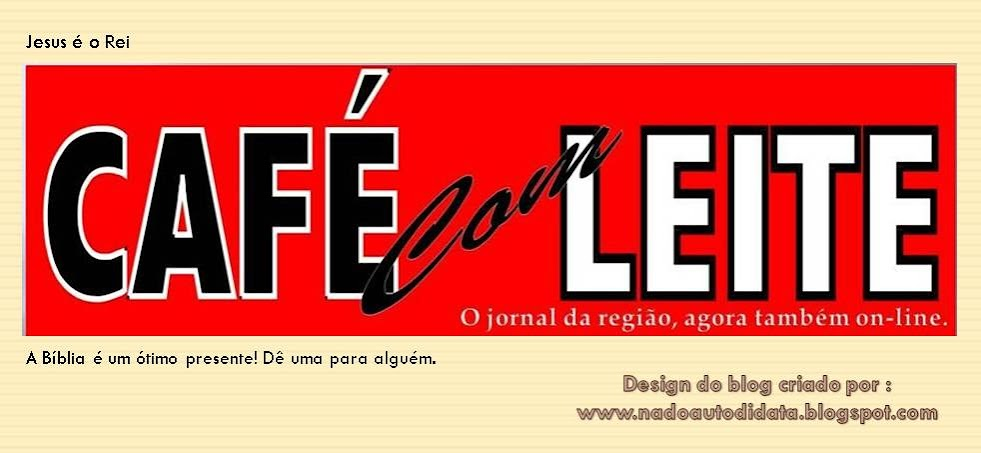 Jornal Café Com Leite