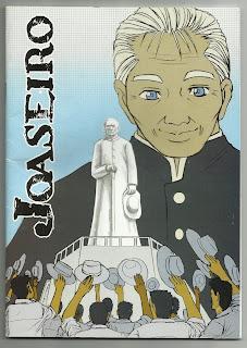 Capa do mangá Joaseiro.