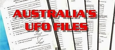 Researching The Australian UFO Files