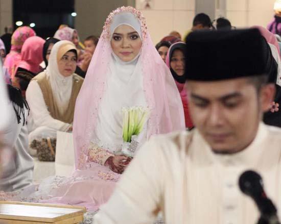 Video Pernikahan Diana Amir - Habib Abd Rahman