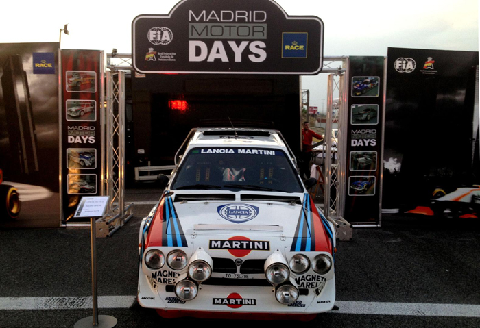 Madrid Motor Days anunciado para 2014