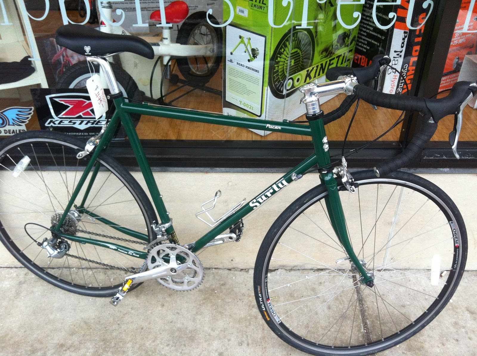 Campbell Street Bicycle Shop: 2011 Surly Pacer 56cm Demo model for sale