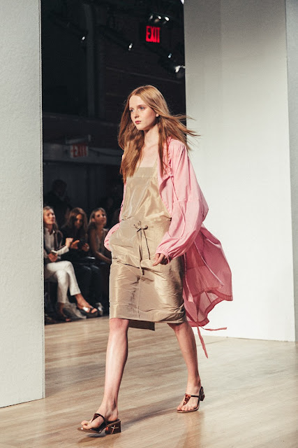 collage vintage - Tibi Spring 2016 New York Fashion Week