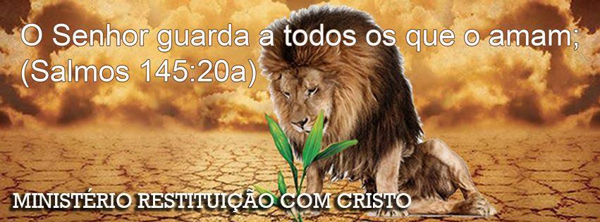 Ministério Restituição com Cristo