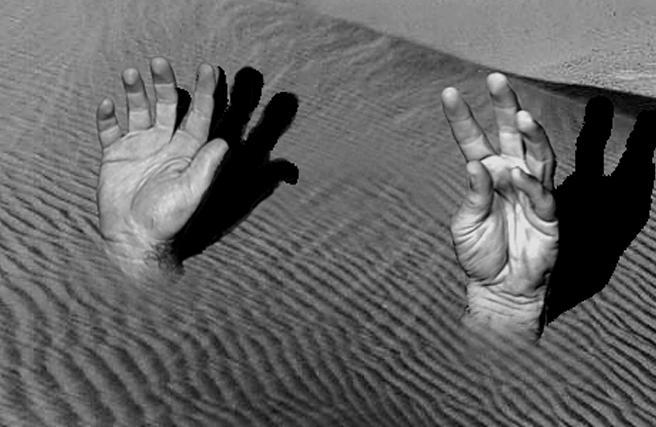 Realmente puedes ahogarte en arenas movedizas? - BBC