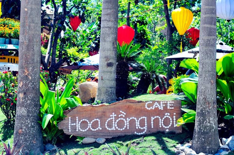Cà phê Hoa Đồng Nội Nha Trang