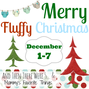 Merry Fluffy Christmas!