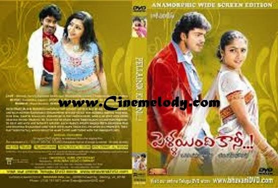 Pellaindi Kaani Telugu Mp3 Songs Free  Download  2007