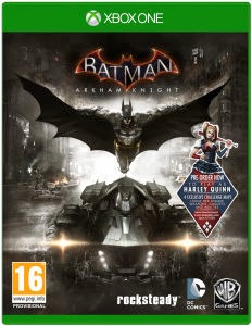 Portada Batman Arkham Knight