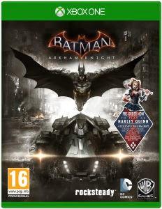 Portada Batman Arkham Knight