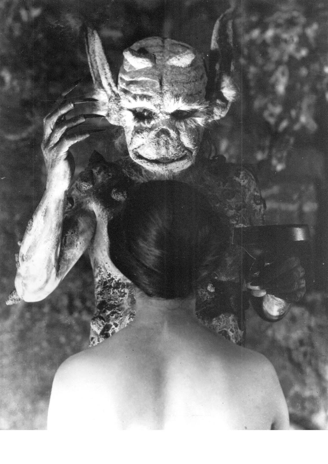 El demonio, figura recurrente cuando se habla de brujeria