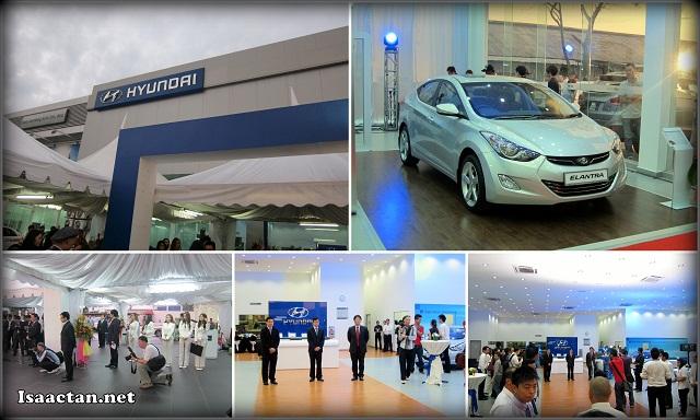 New Hyundai Elantra 2012