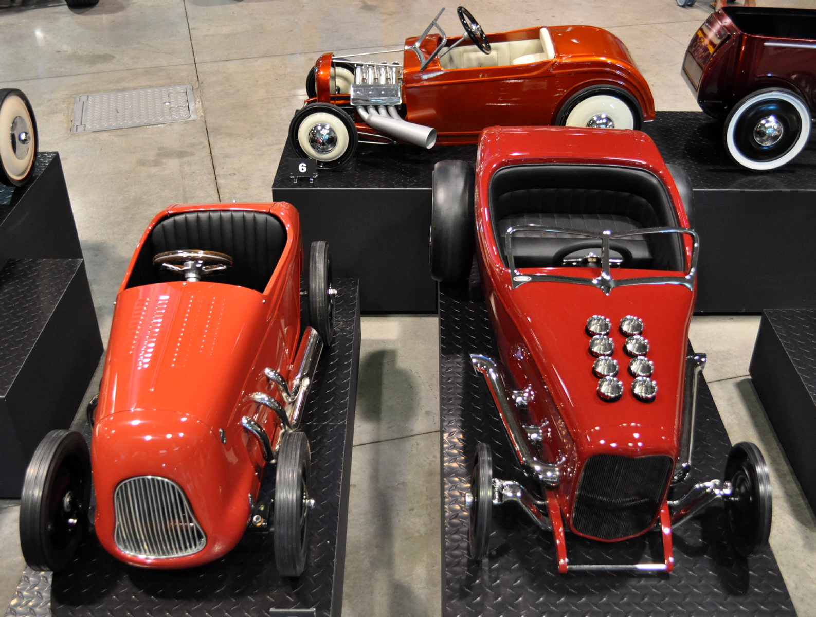Classic Cars Authority The Duece Week Pedal Cars