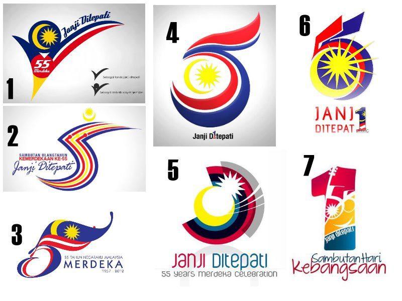Blog Nation Merdeka Logo Controversy