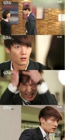 [Emergency Man and Woman - ep 1] Song Ji Hyo dan Choi Jin Hyuk Bertengkar!