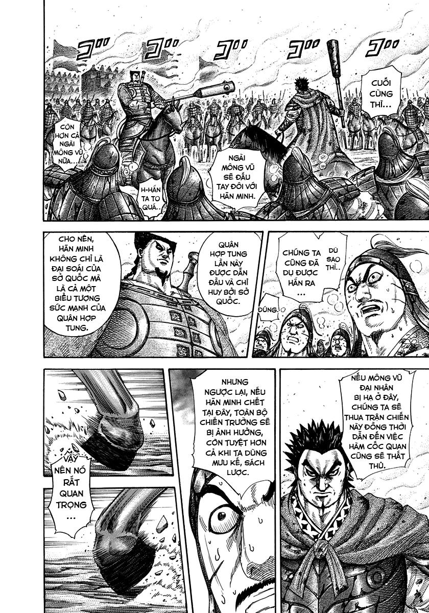 Kingdom – Vương Giả Thiên Hạ (Tổng Hợp) chap 311 page 3 - IZTruyenTranh.com