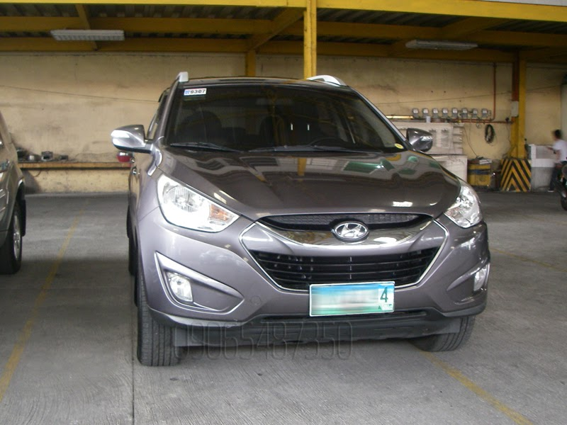 cars for sale in the philippines 2011 hyundai tucson theta ii 4x2 automatic gas low mileage. Black Bedroom Furniture Sets. Home Design Ideas