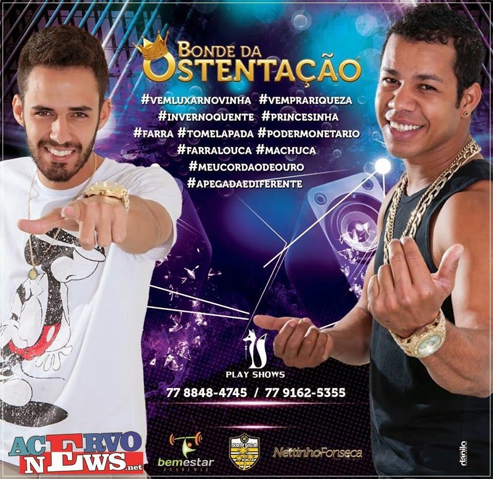 BAIXAR - Bonde da Ostentação - CD Promocional 2015
