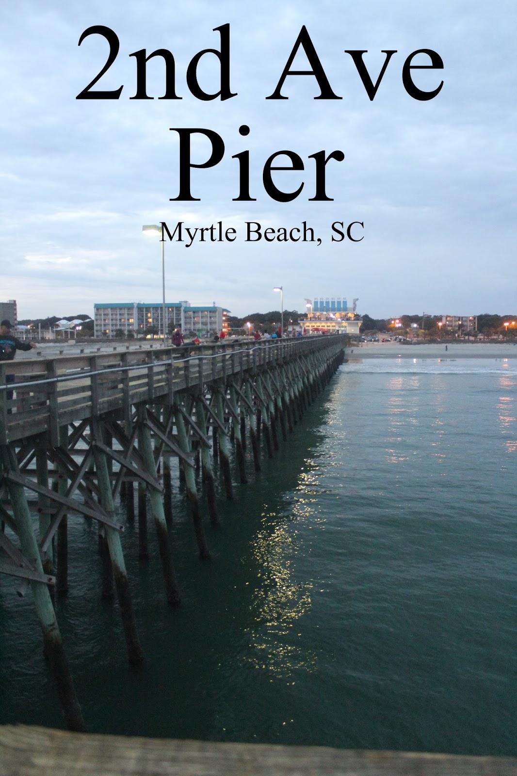 Nd Ave Pier Myrtle Beach