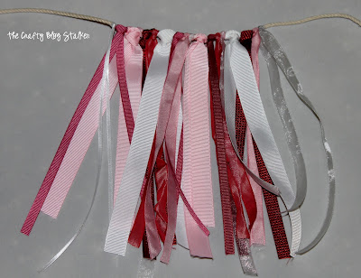 Tied Ribbon Banner Tutorial