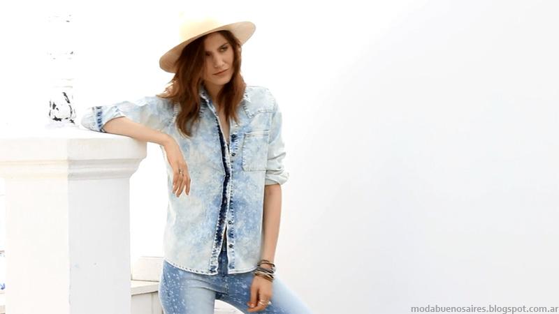 Moda juvenil primavera verano 2015 colección Koxis 2015.