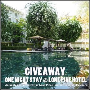 Lone Pine Hotel Giveaway