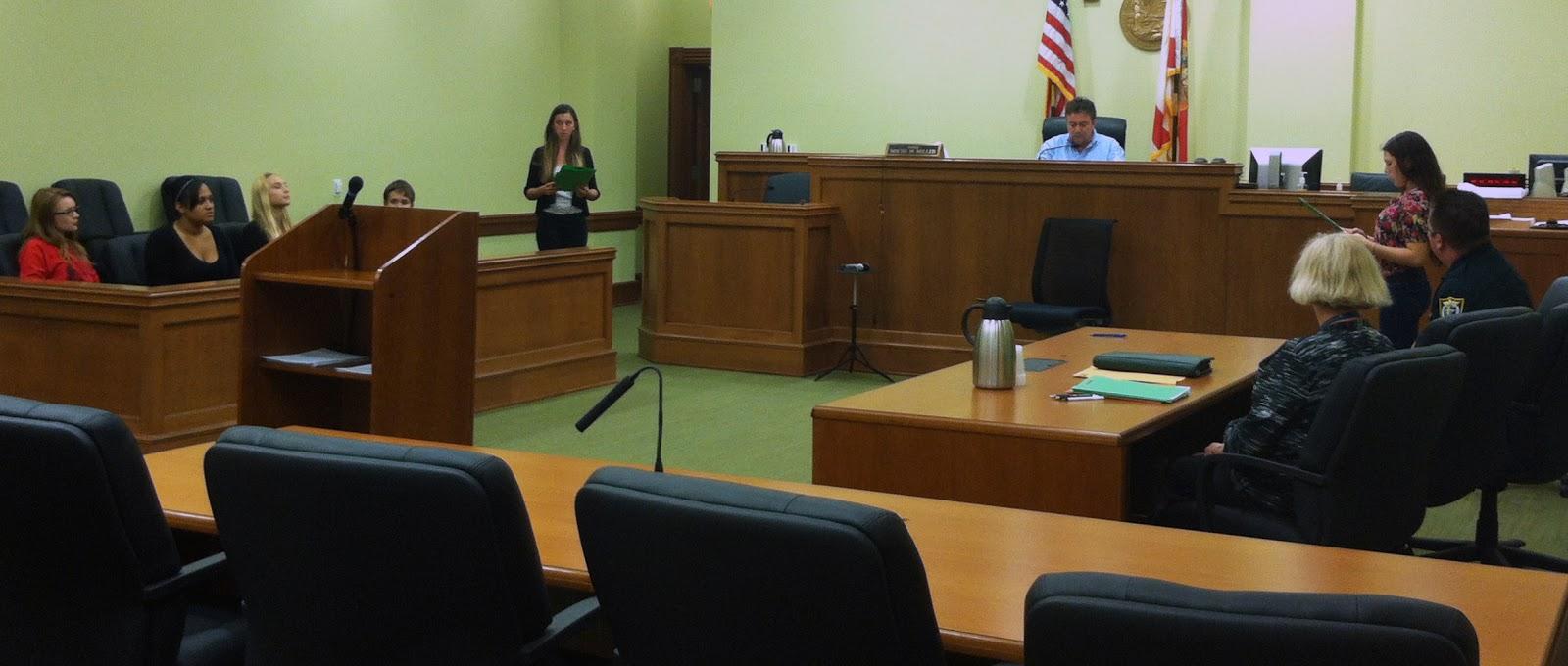 Florida Teen Courts A juvenile justice