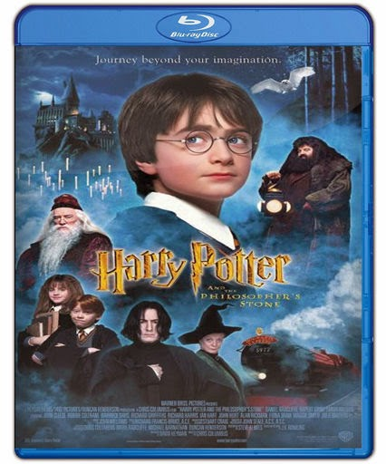 Harry Potter y La Piedra Filosofal (2001) HD 1080p Latino