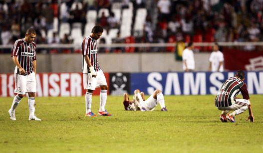 Fluminense é eliminado pelo Boca em pleno Rio de Janeiro