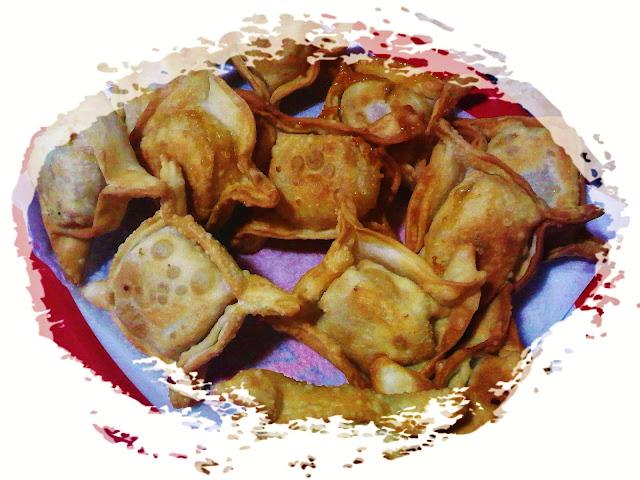 Pastelitos de Dulce de Batata