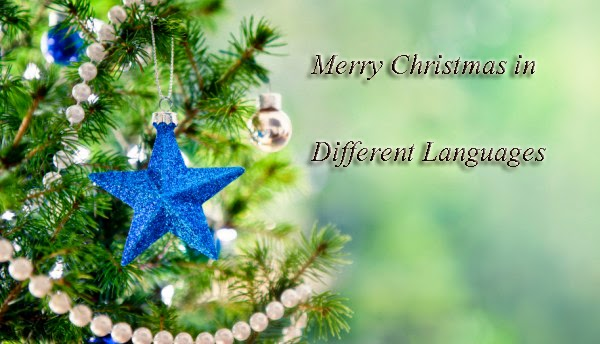 in this day everybody give many gift like flower message sms cake etc here we list the happy merry christmas day in different languages as follows - Merry Christmas In Different Languages List