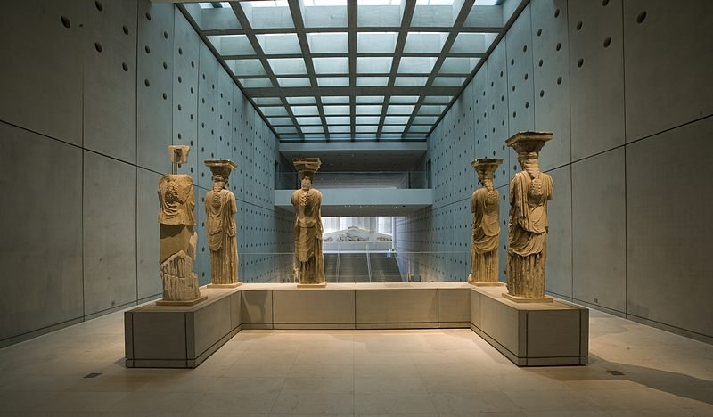 greatinteriordesig: NEW ACROPOLIS MUSEUM by Bernard ...