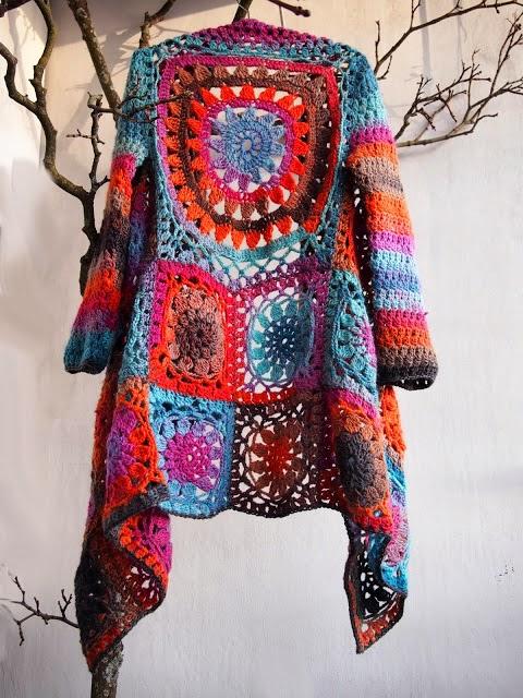 Free Pattern Crochet Jacket : Free Crochet Patterns By Cats-Rockin-Crochet