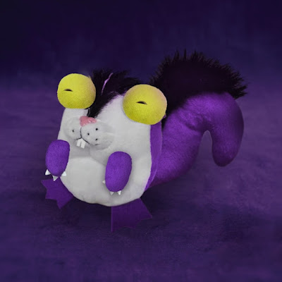 CHEW Chonk Plush Figure by Skelton Crew Studio x John Layman x Rob Guillory